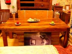 Mesa comedor-bodega