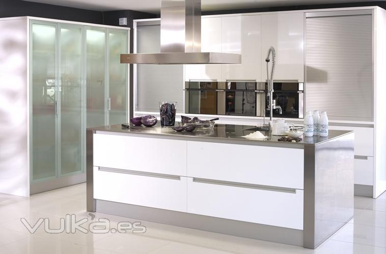Foto: Muebles de cocina Yelarsan. Modelo Ibañeta