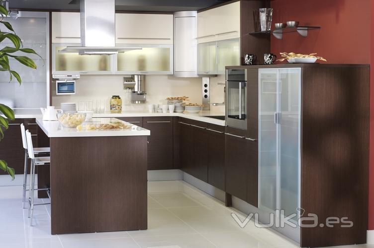 Muebles de cocina Yelarsan Modelo Zafiro II