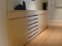 Cubre radiadores con mueble
