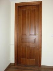 Puerta interior de madera modelo Málaga