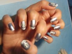 Curso decoracion de uñas esculpidas