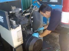 Reparacion compresores abac