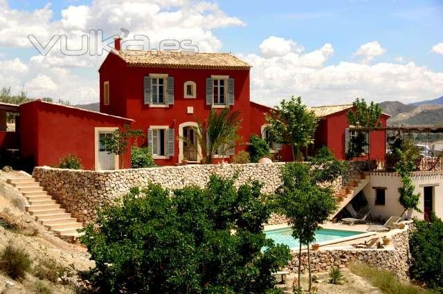 Cerpad del valle de ricote - Casa rural valle de ricote ...