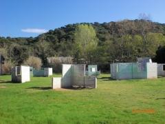 Campo 1 - obstaculos