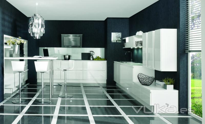 Fotos Cocinas Modernas Color Blanco ~ Gormondo.com = Inspirador y ...
