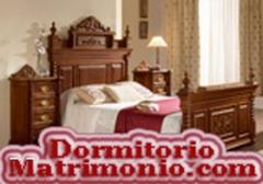 Dormitorios de matrimonio, muebles artesanales!!