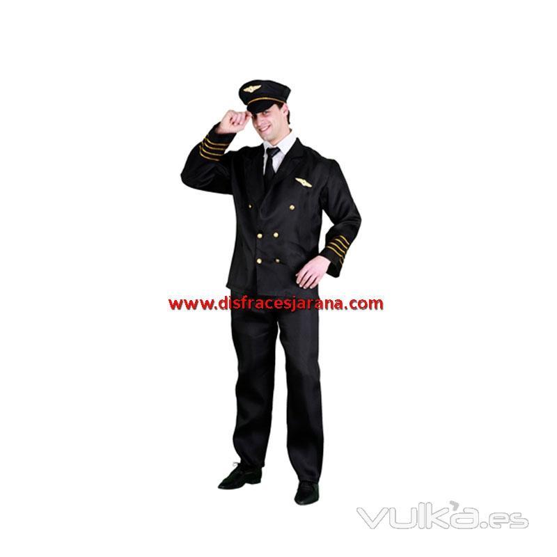 Disfraz de Piloto aviador