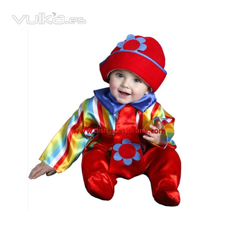Disfraz de payaso para bebes pictures - Disfrazes de bebes ...