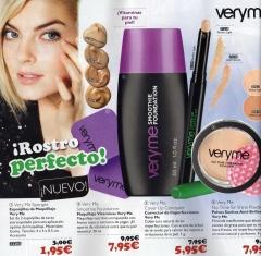 Esponjillas de maquillaje, maquillaje vitaminico