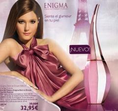 Perfume glamuroso para mujer