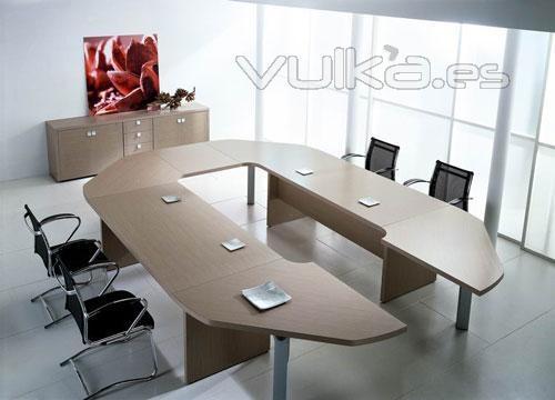 Muebles oficina ofichic s l for Muebles de oficina palencia