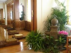 Sala de espera y multiusos del centro