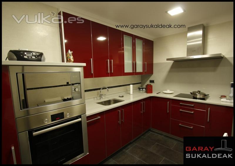 Único Renovación Del Acabado De Muebles De Cocina Vs Sustitución ...