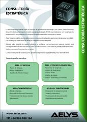 AELYS - Servicios de Consultoría estratégica