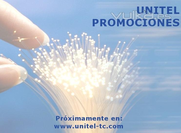 PROMOCIONES Próximamente en www.unitel-tc.com