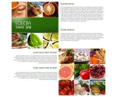 Maqueta Solera Cafe