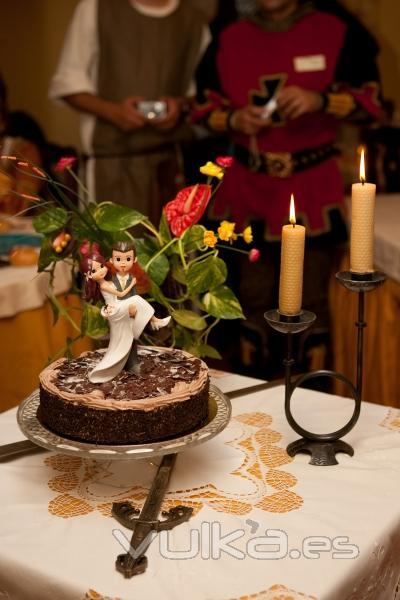 Otra modalidad de tarta