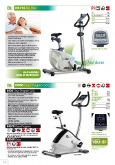 Bicicletas Est�ticas BH  - www.bhidalgo.es