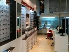 Optica vision almansa, tienda