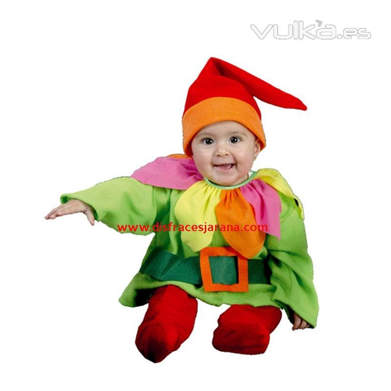 Disfraz de Enanito para bebes
