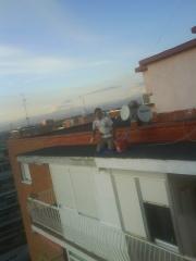 Cornisas y terrazas
