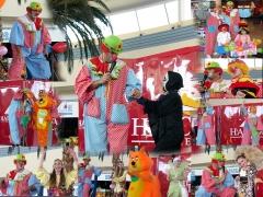 Animaci�n en carnavales.fiestas.colegios