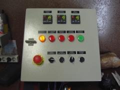 Cuadro eléctrico de mando
