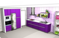 Exposici�n y proyectos de cocinas de todos los estilos