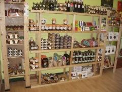 Tienda selectos fr�gola - conservas artesanas