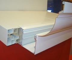 Panel aluminio con canal�n