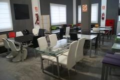 Nuestro showroom.