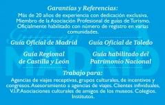 Guía en Madrid