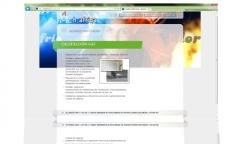 Diseño de página web de h2africa.es