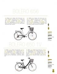 Bicicleta de Paseo BH Bolero 650 - www.bhidalgo.es