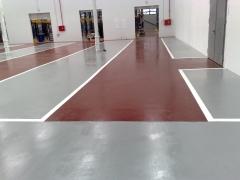 Pintura epoxi pavimento almac�n