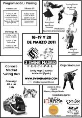 Fotos del evento iii swing madrid festival 2011 18,19 y 20 de marzo baboa lindy hop