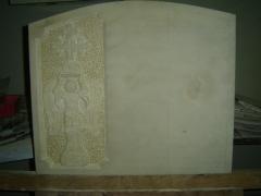 Lapida de piedrasan miguel aralar