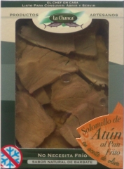 SOLOMILLO DE ATUN AL PAN FRITO