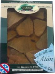 SOLOMILLO DE ATUN EN SALSA DE SETAS