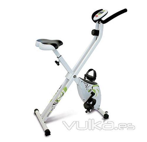 Bicicleta estática Plegable BH Wellness YF90 Open & Go - www.bhidalgo.es