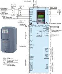 Variadores serie eco de fuji.  especialmente pensados para aplicaciones de bombeo y ventilaci�n