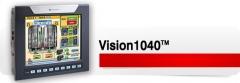 Vision1040: PLC Y PANTALLA TÁCTIL A COLOR DE 10.4
