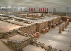 Las musas, museo arqueologico navarra