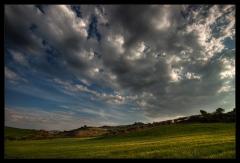 Atardecer en Tierra Estella, kedenar, casas rurales navarra