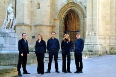 Quinteto de cuerda de moscu 2002