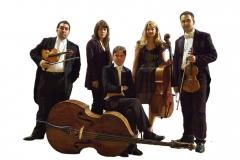 Quinteto de cuerda de moscu 2009