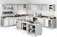 Mobiliario profesional de cocina