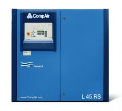 Compresor rotativo paletas velocidad variable