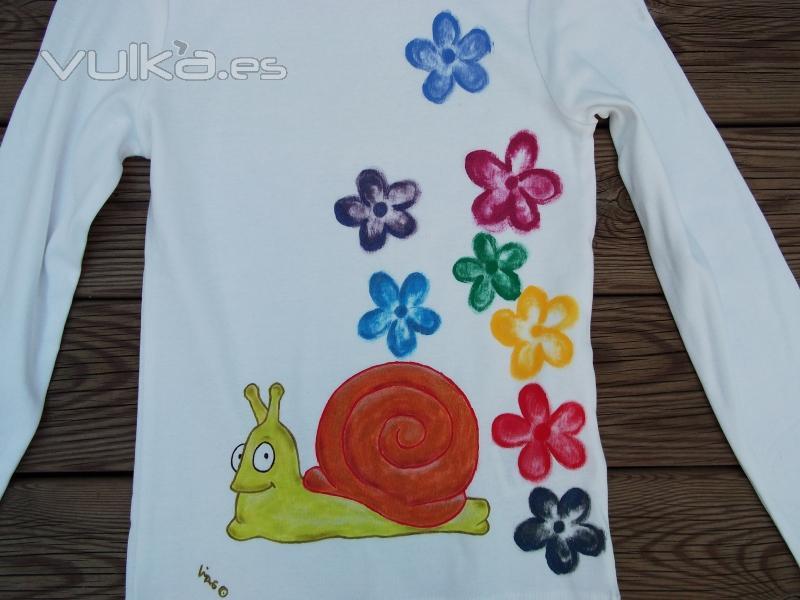 Vimago design - Plantillas para pintar camisetas a mano ...